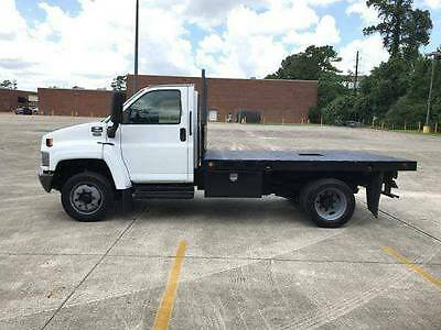 2005 Chevrolet Other Pickups  2005 Chevy C5500 Kodiak 12FT Flat Bed Truck Duramax Diesel Automatic