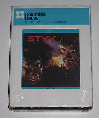 STYX - Kilroy Was Here - 8-Track Tape - 1983 - Record Club Only