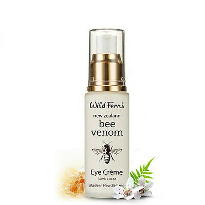 NZ Wild Ferns Bee Venom Eye Cream 30g