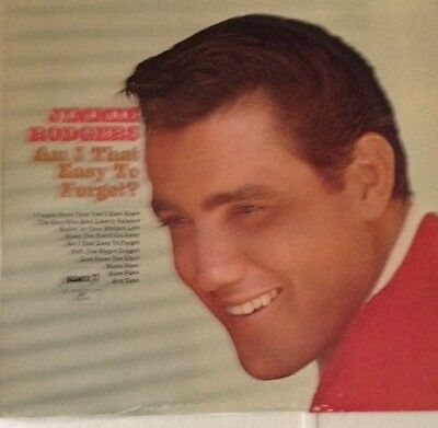 """Jimmie Rodgers  - Am I That Easy To Forget?  SPC3106  STERO  12"""" 33RPM Excellent"""