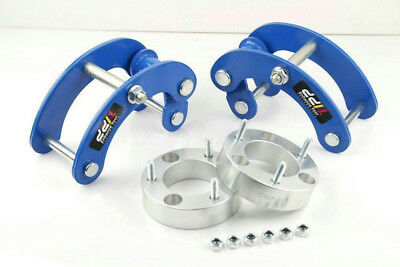 L200 Triton ML MN 2005+ 35mm Front spacer + Rear G Shackles Upgrade lift Up Kits