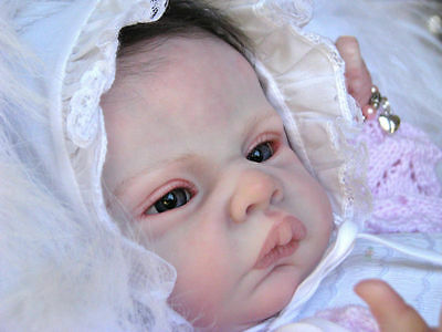 Dixie by Sylvia Manning~ rare~ SOLD OUT~ limited Reborn Doll KIT