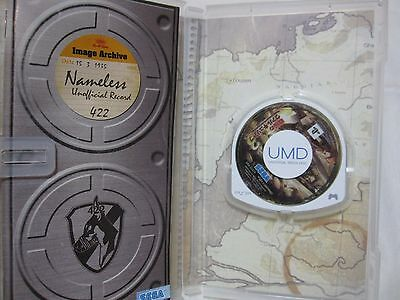W/Tracking Number PSP Valkyria Chronicles 3 III Unrecorded Chronicles Japanese