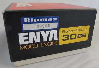 Enya Ss30Bb R/c Engine Abc New Model Nib
