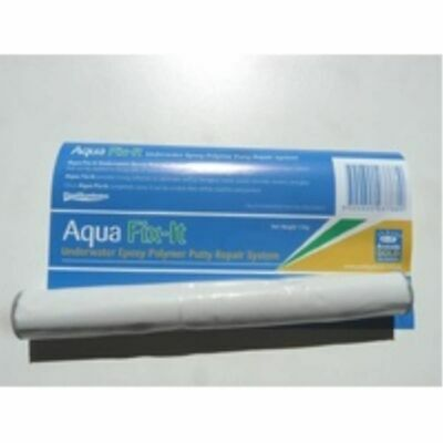 Aqua Fix-It Water Leak Repair Epoxy Putty - Swimming Pools Spa Ponds Boats