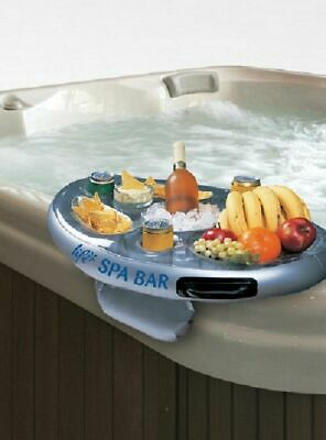 Spa Bar- Drinks & Food Holder For Spas, Hot Tubs, Jacuzzi