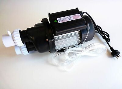 Spa Bath Pump 1hp 750w Air Switch Operated - CSN Global Turbo Tech