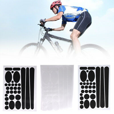 Chainstay & Frame Protector Scratch Protector Chain Stay Fork Road Bike Bicycle