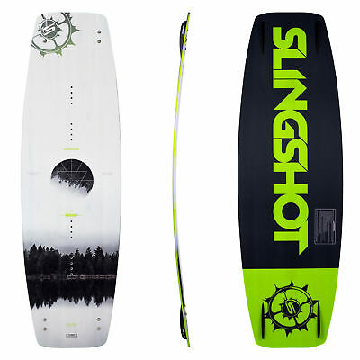 Slingshot Wakeboards - Whip 2017 - All Terrain Board, Boat, Park, Medium Flex