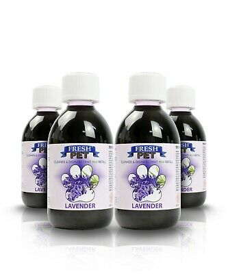 4 X 5L Eco-Refill Lavender - Super Concentrated - Kennel Cleaner Disinfectant
