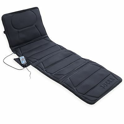 Jocca Full Body Massage Mat With Soothing Heat Therapy