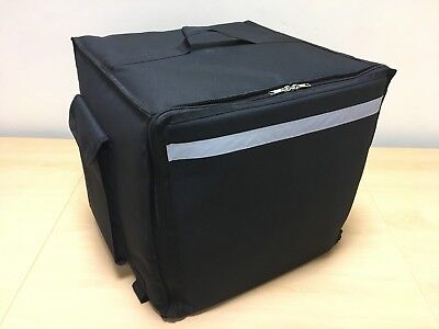 Food Backpack Delivery Bags Take Away Home Thermal Warm Hot Pizza Rucksack T14