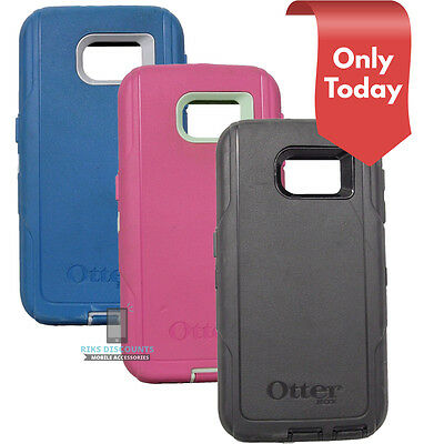 OtterBox Defender For Samsung Galaxy S6 Protective Phone Case - Colors