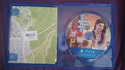 Grand Theft Auto V (5) Playstation 4 (PS4) 2014 GTA