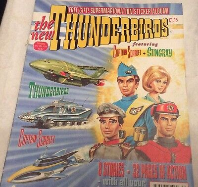 The New Thunderbirds Comic May 13th 1994 Number 67