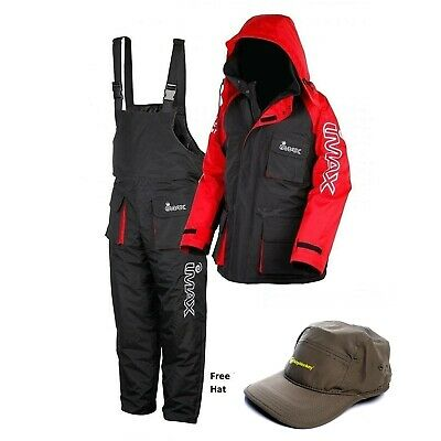 IMAX Thermo Two Piece Suit NEW Waterproof Sea Fishing 2PC Suit *All Sizes*