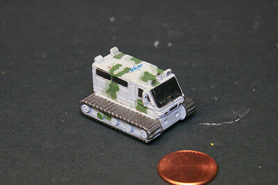 Snow Tracker Micro Machines Military Ground Vehicle Galoob LGTI