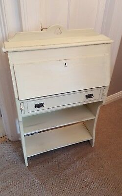 *** shabby chic bureau loads of character ***