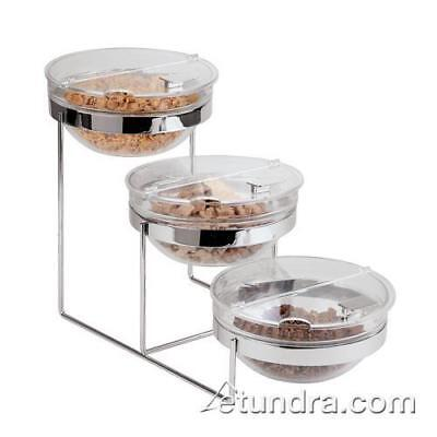 World Cuisine - 41442-03 - 3-Tier Chrome Plated Bowl Stand