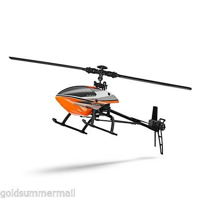 WLtoys V950 RC Helicopter Single Blade 2.4G 6CH 3D/6G System Brushless Motor RTF