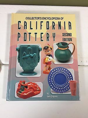 California Pottery Collectors Guide Hardcover Reference Book 1999