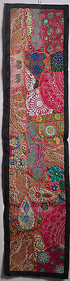 Home decorVintage Throw Patchwork Wall Hanging Embroidery Tapestry Table Runner
