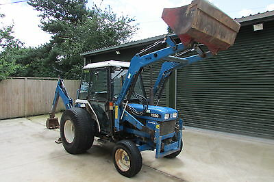 Ford 1920 Compact Tractor / Loader Tractor