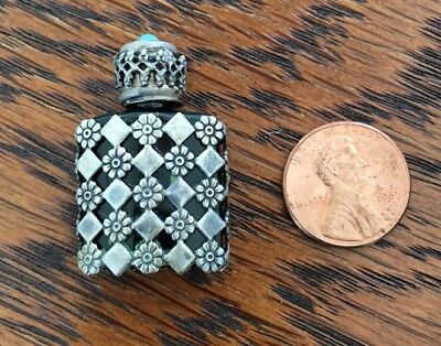 Vintage Miniature Made in France Perfume Bottle