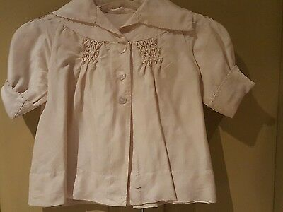 Vintage Antique Toddler Baby Coat  Jacket