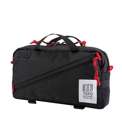 Topo Designs - Hip Pack Black