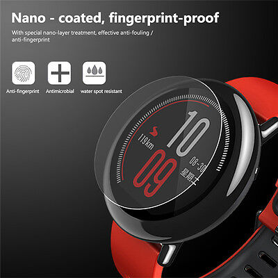 GENUINE TEMPERED GLASS SCREEN PROTECTOR FILM FOR Xiaomi Huami Amazfit