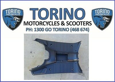 Torino Famosa Foot Plate brand new - OEM Torino Spare Parts