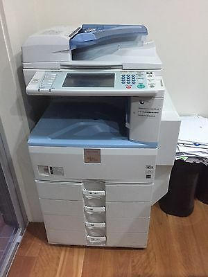 Ricoh MP 2851 Multifunction with Copy Scan Print & Fax