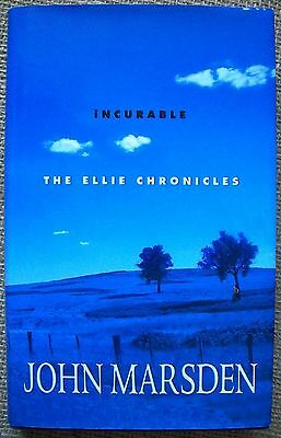 Incurable by John Marsden, The Ellie Chronicles HCDJ