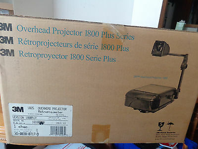 *NEW* 3M 1800 Series, Model 1825, Version 1800AJY Overhead Projector