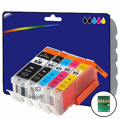 Various Bundles of non-OEM Ink Cartridges for Canon C570/1 Printer Range