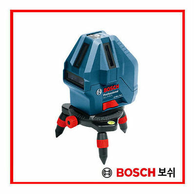 BOSCH GLL 5-50X Professional Self Level Cross Line Practical Laser Tool N_v
