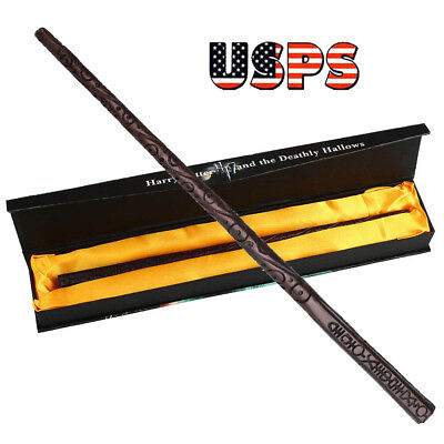 Sirius Black wand Harry Potter Magic Wands Cosplay With Box Shipping BY U.S.P.S