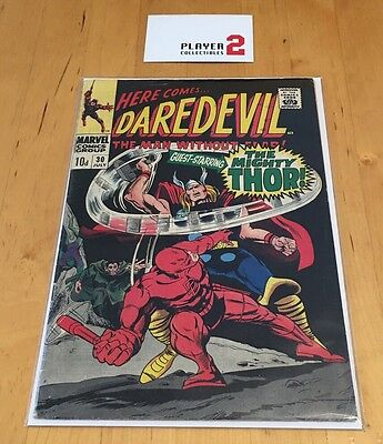 Here Comes... Daredevil, The Man Without Fear # 30 (1967)