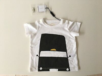 Brand New Burberry Baby Tshirt Size 6m