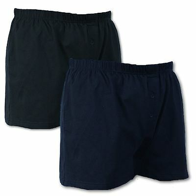 Espionage Big Mens Twin Pack Boxer Shorts In Size 2Xl To 8Xl