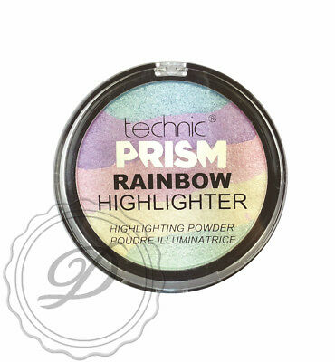 Technic PRISM Rainbow Highlighter - Unicorn Highlighting Powder Shimmer Multi