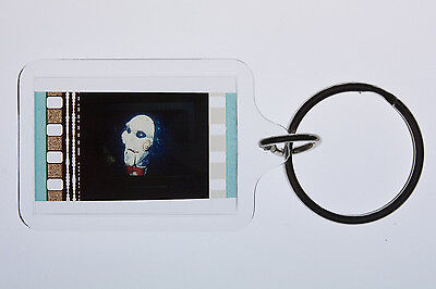 Saw 3 - 35mm Film Cell Key Ring, Keyfob Gift for the Movie Buff