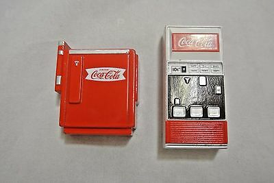 COCA-COLA COMPANY Magnets ~ SET OF 2 ~ 1996 in great condition