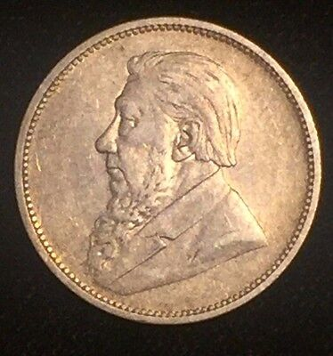1894 South Africa 2 Shillings