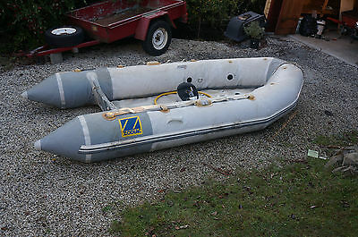 12 ft Zodiac inflatable dinghy CFR 340