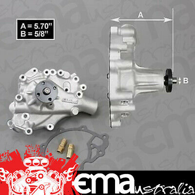 Ford 302 351W Victor Water Pump Edelbrock 8843