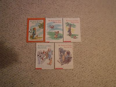 Mr Putter And Tabby Set Of (5) Childrens Books..cynthia Rylant...(B)