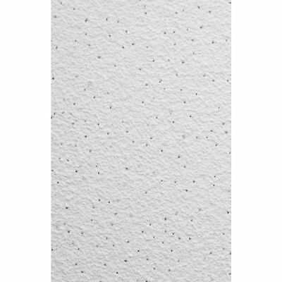 PERFORATED SAHARA FLAT SUSPENDED CEILING TILES 600mm x 600mm (12 TILES)