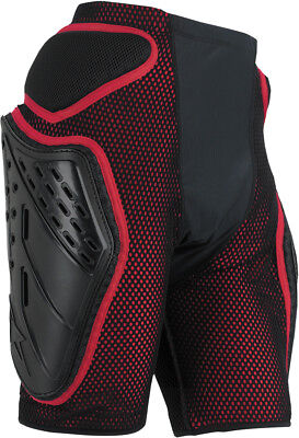 Alpinestars Freeride Shorts Black/Red S 650707-13-S